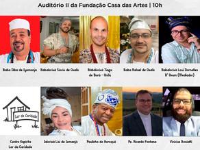 Facebook da Paróquia Santo Antônio irá transmitir mesa-redonda do Dia da Consciência Negra