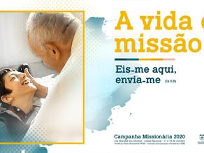 Mensagem do Papa Francisco para o Dia Mundial das Missões 2020