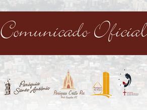 Paróquias de Bento Gonçalves retomam o fechamento das igrejas após aumento de casos da Covid-19
