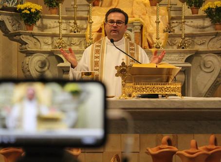 Missas com transmissão online são alternativa da 142ª Festa de Santo Antônio para engajar fiéis