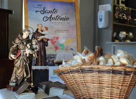 Em ação inédita, padarias distribuem tradicionais pãezinhos para celebrar o dia de Santo Antônio