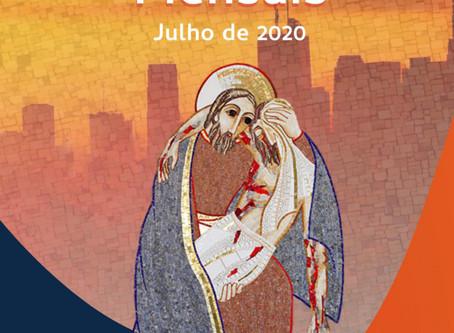 Diocese de Caxias do Sul disponibiliza roteiro para oração em família - Julho de 2020
