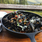 Cast Iron Mussels