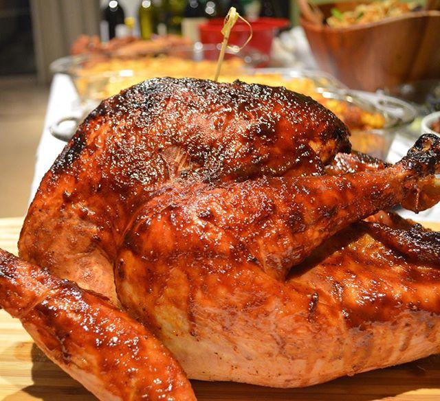 Cajun Roast Turkey