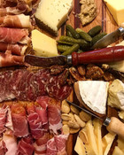 Cheese and Charcuterie Selection