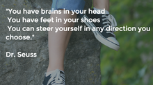 Brains and Shoes