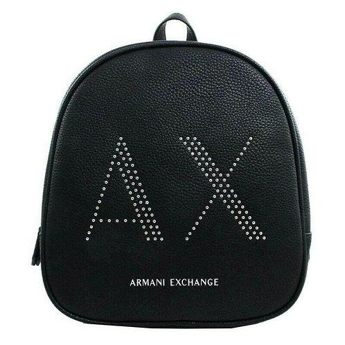 Borsa zaino Armani Exchange con borchie 942563 CC284 00020