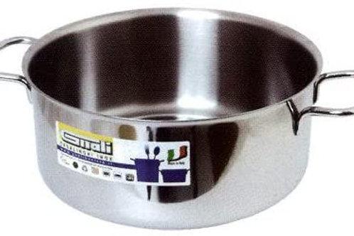 Gnali REALTERM - CASSERUOLA Alta 2 Manici CM.30 C230