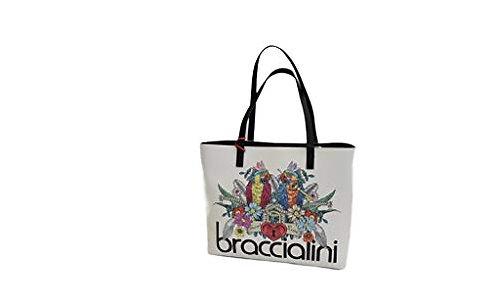 Borsa Braccialini B14803 Bianco
