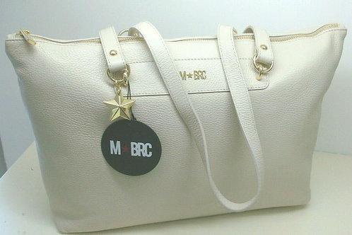 Borsa M* BRC Braccialini D538 Avorio