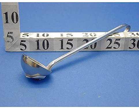 Gnali Delta economica taglia unica mestolo 6 cm con espositore
