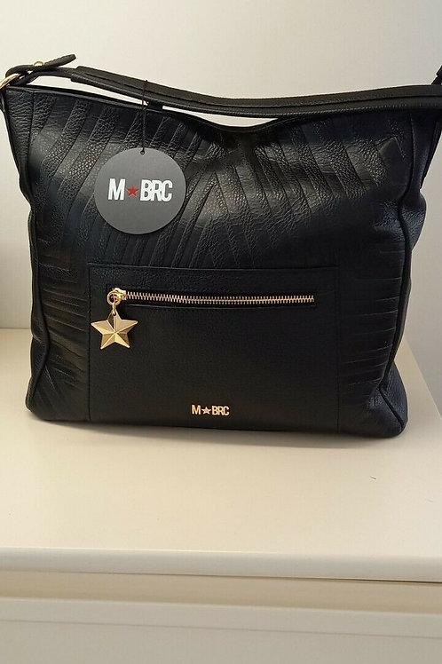 Borsa M* BRC Braccialini R181 NERO