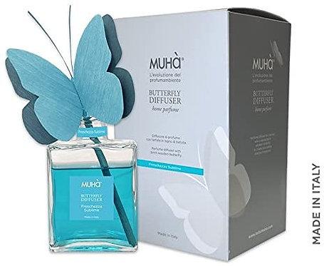 MUHA' Muhà Butterfly Azzurro 150 ml Freschezza Sublime