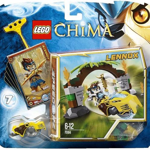 LEGO Chima 70104 - Le Porte della Giungla,.