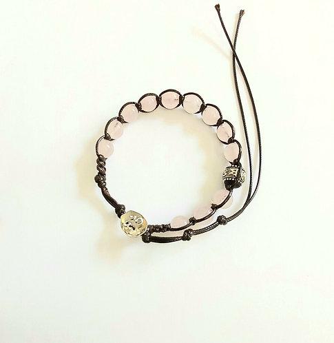 bracciale tamashii pink quartz special edition bhs1100-33