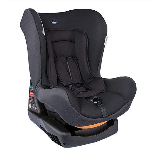 Chicco Cosmos Seggiolino Auto 0-18 kg, Gruppo 0/1, Jet Black