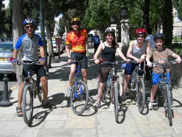EcoBike, Group Photo in Jerusalem.jpg