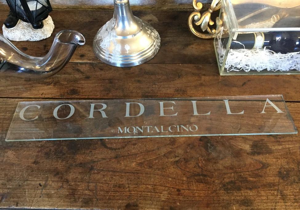 wine of Montalcino and Montepulciano