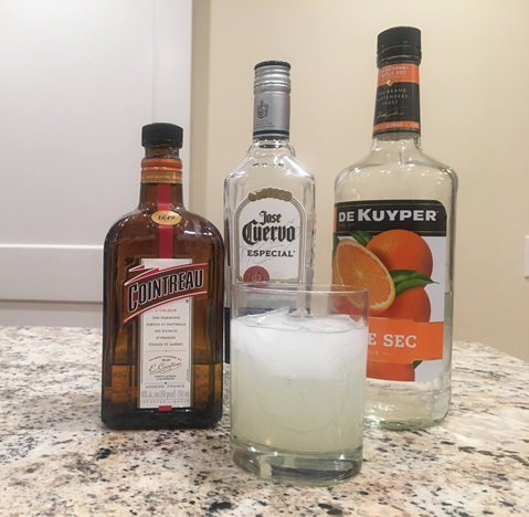 Wine With Our Family margarita