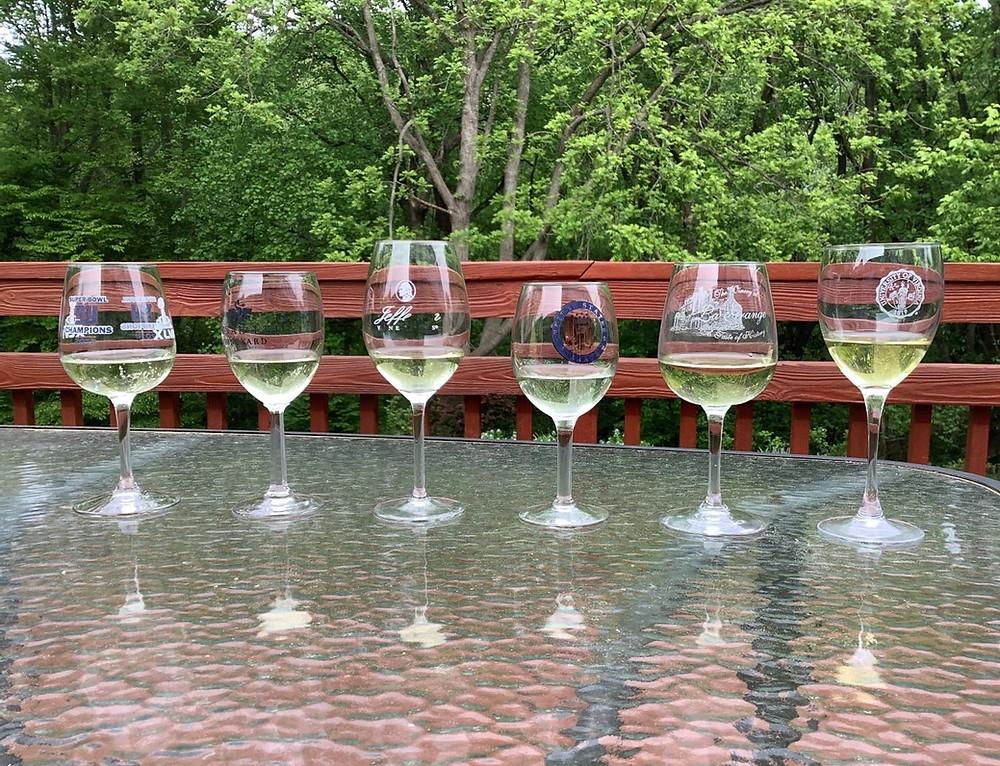 Mother's Day Wine Taste Test