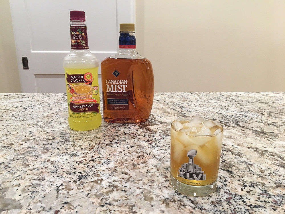how to make perfect whisky sour