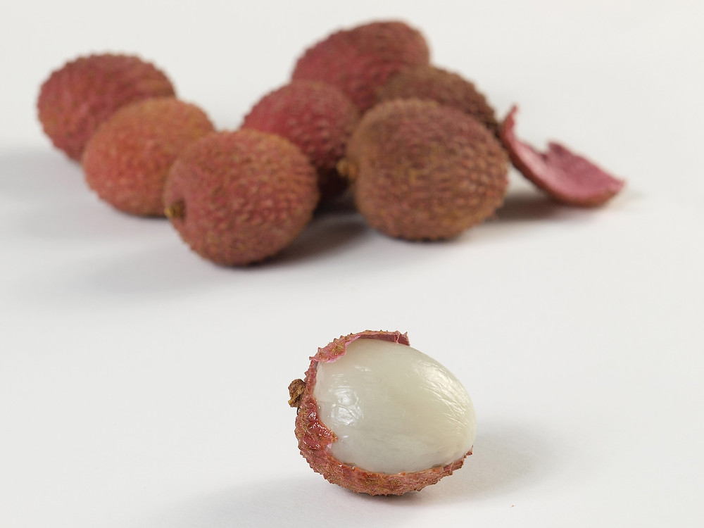 Lychees used to make some types of Thailand fruit wine.