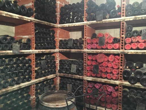 What's in Your Wine Closet? A Guide to Storing and Organizing Your Wine