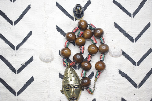 African God Nacklace