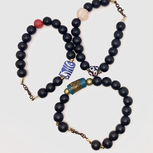 Ghana Love: African Bead Bracelets