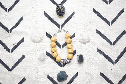 African Bead Bracelet
