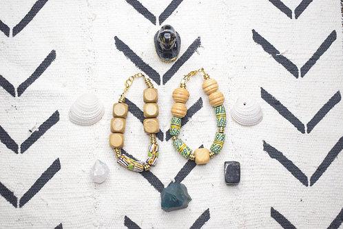 African Bracelet Set