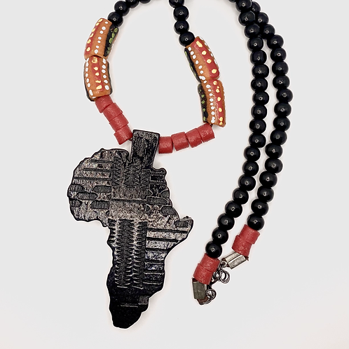 African is the Future Necklace