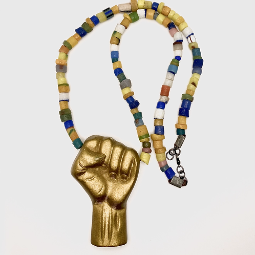 All Power to the People Necklace