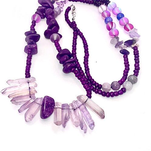 All Purpose Obba Nani Purple Waistbead