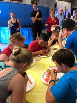 2018 Watermelon Eating Contest