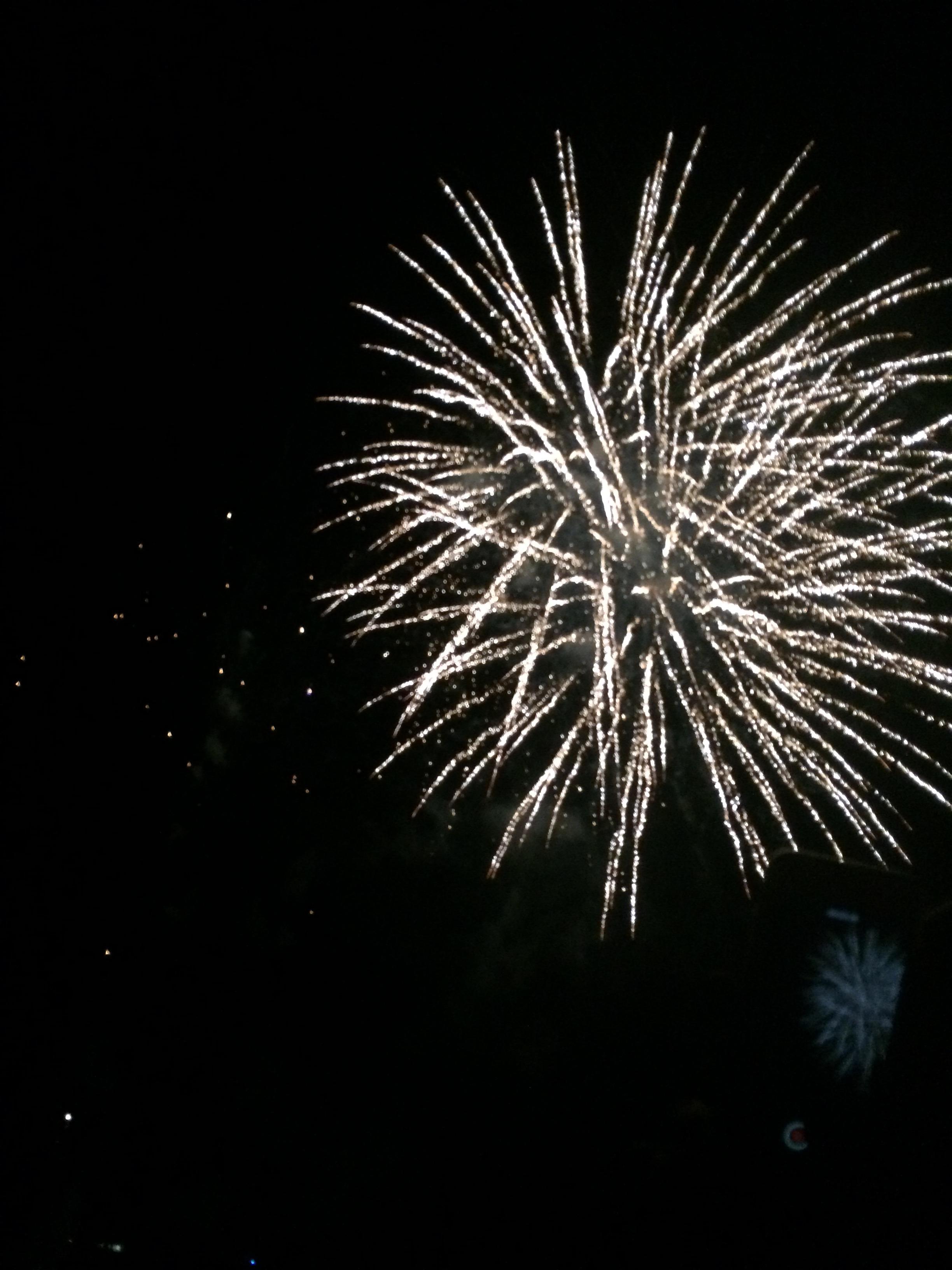 2018 Finale Fireworks