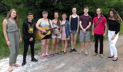 2018 Youth Talent Competitiors