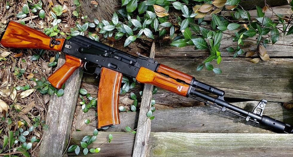 Wood AK-47 Folder Set 4.5mm