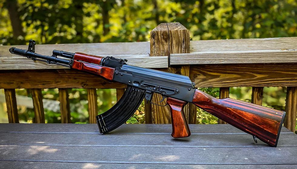 PSA AK-103 Tula Russian Red 7.62x39 AK