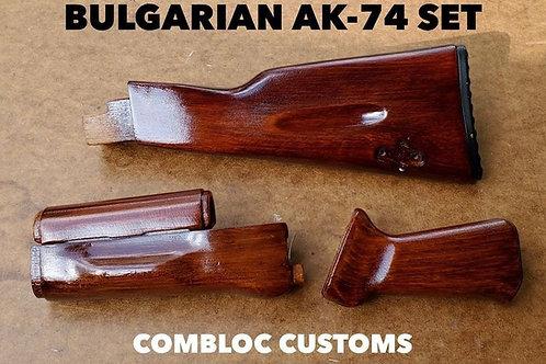 AK-74 Custom Finished Stock Sets