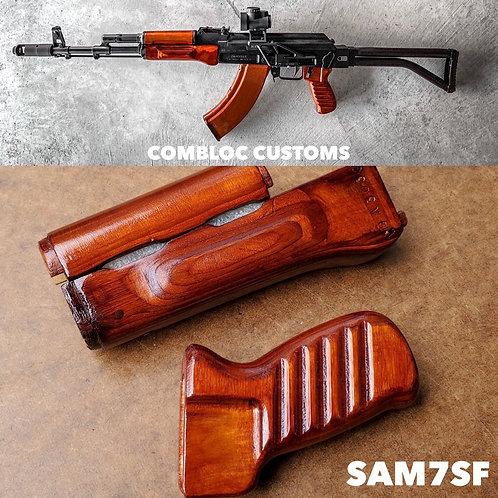 Arsenal SAM7SF Handguard and Pistol Grip Sets