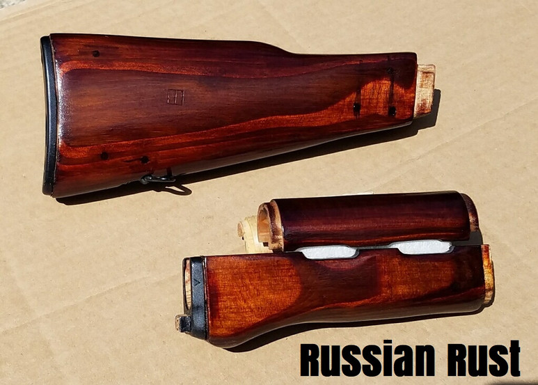Russian AK-47
