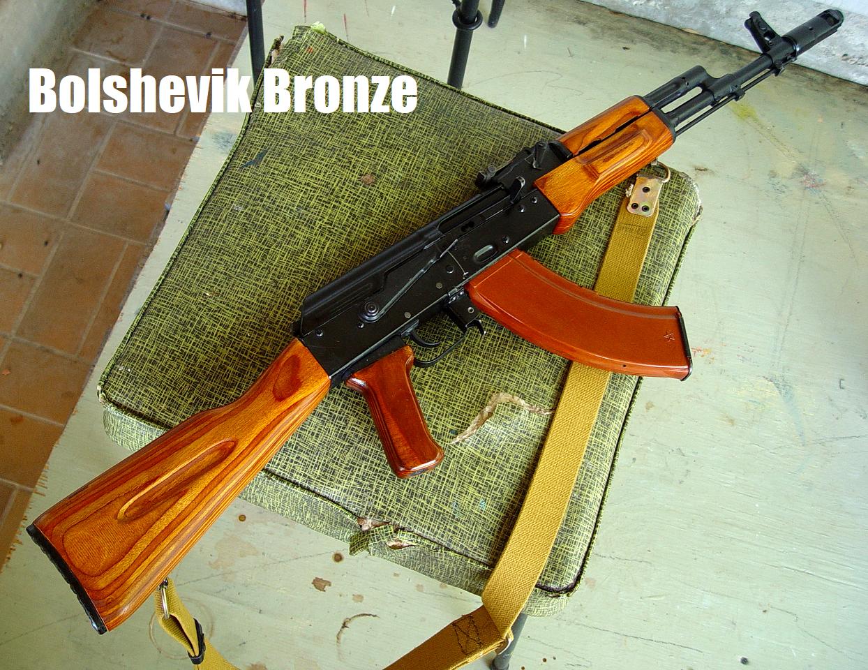 Arsenal SGL-21 Russian AK