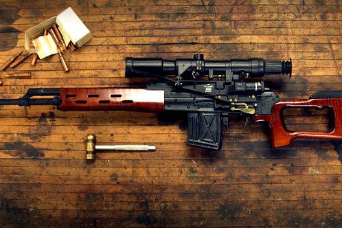 AK-47 Furniture Custom Finishing Services