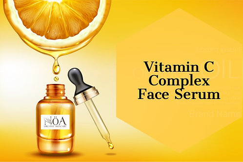 Vitality Vitamin-C Complex Face Serum (30 ml)