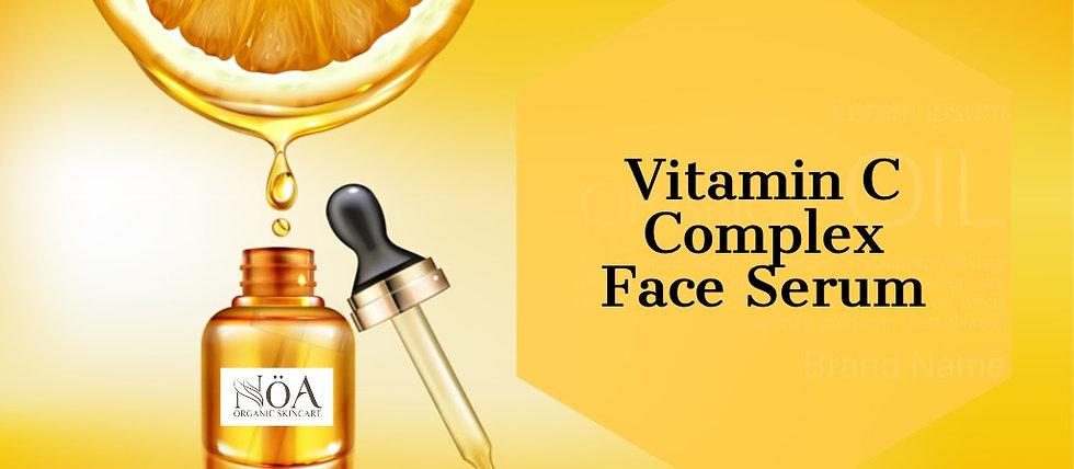 Vitality Vitamin-C Complex Face Serum (30 ml)