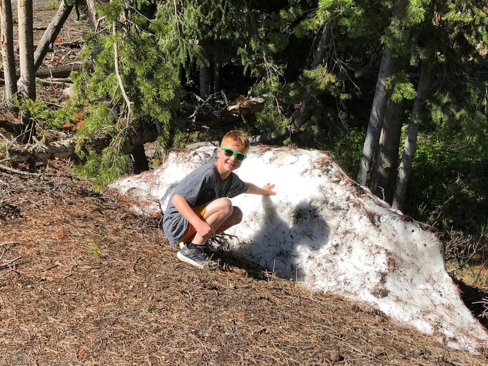 Yellowstone Day 1- #bringyourbearspray
