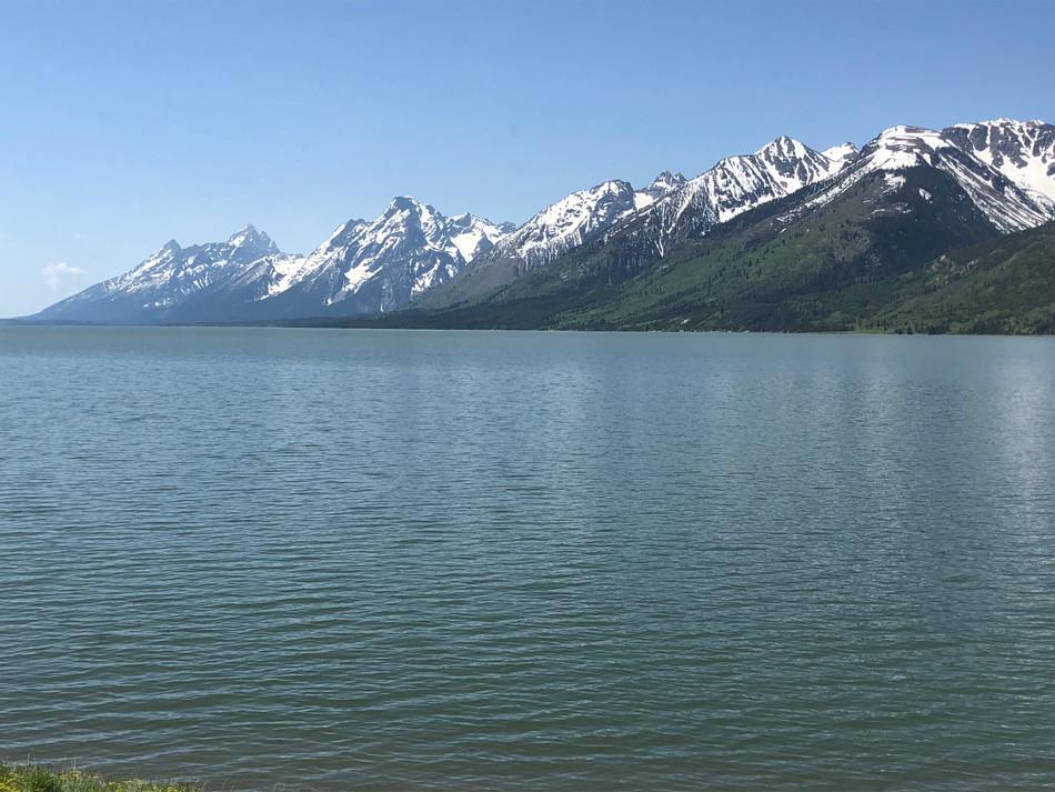 See ya Yellowstone, Hello Grand Tetons & Jackson Hole