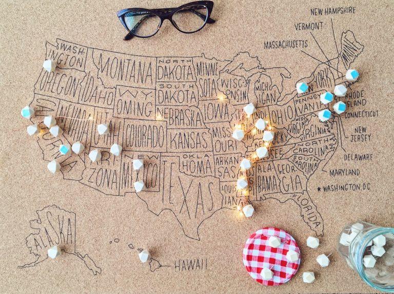 road trip della musica in america