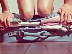 Aereo o treno: tutto dipende dalla valigia!